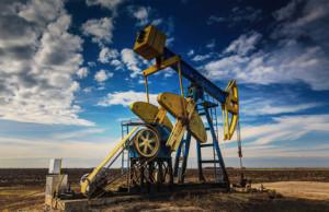 Die Förderung von Gas