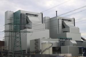 Modernes Kraftwerk